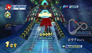 Mario Sonic Olympic Winter Games Gameplay 271