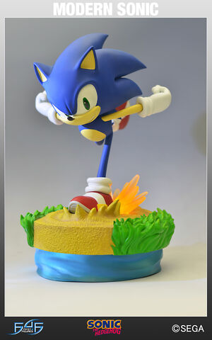 File:Modern Sonic First4Figs Statue.jpg