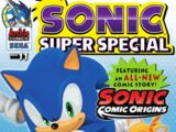 Archie Sonic Super Special Magazine Issue 11