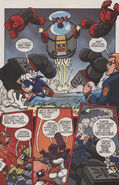 Sonic X issue 22 page 3