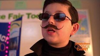 Adorable & Hilarious Dr. Robotnik kid actor - Sonic Nickelodeon Promo