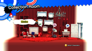 Collection Room (Sonic Generations)