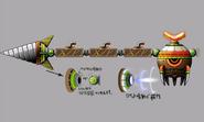 Drillinator koncept 2