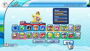 Mario Sonic Olympic Winter Games Characer Select 10