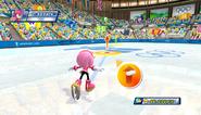Mario Sonic Olympic Winter Games Gameplay 069