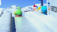 Mario Sonic Olympic Winter Games Opening 34