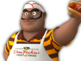 Hot Dog Vendor (Adabat)