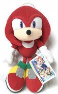 SegaPrize SonicX PlushToy Knuckles