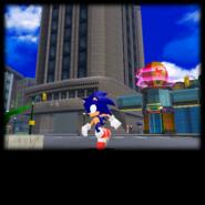 Sonic Adventure Credits (Sonic 03)