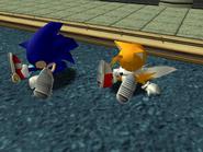 Sonic Adventure DC Cutscene 174