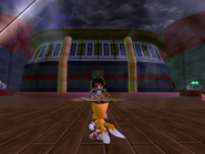 Sonic Adventure DC Cutscene 209