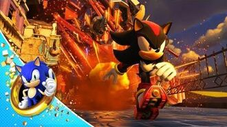 Sonic Forces - Episode Shadow Gameplay-0