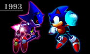Sonic Generations 3DS artwork 11