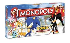 Sonic Monopoly Board Game