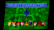 Sonic R select 6
