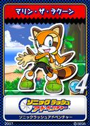 Sonic Rush Adventure karta 13