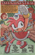 Sonic X issue 16 page 1