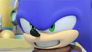 Sonic furious