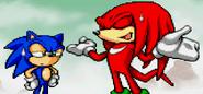 Sonic i Knuckles SAdvance2