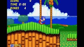 Sonic the Hedgehog 2- Emerald Hill Zone Act 1 -1080 HD-