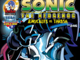 Archie Sonic the Hedgehog Issue 246