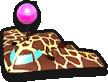 Stealth Jet - Giraffe