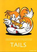 Tails SA promo
