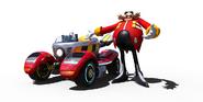 Team Sonic Racing Eggman