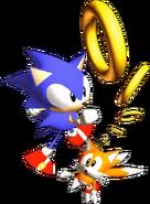 Jam Sonic Tails 2