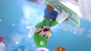 Mario & Sonic at the Olympic Winter Games - Opening - Screenshot 16