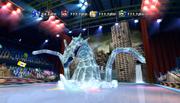 Mario Sonic Olympic Winter Games Gameplay 397