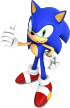 Modern Style Sonic 9