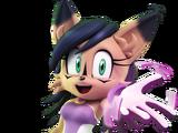 Nicole the Holo-Lynx