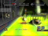 Prison Island poziom 18