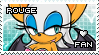 Rouge stamp
