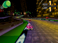 Roulette Road DS 15