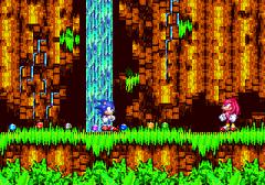 Sonic3 MD KnucklesSocks