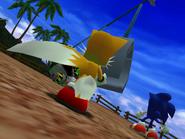 Sonic Adventure DC Cutscene 036