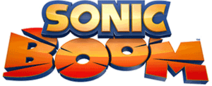 Sonic Boom franchise and video game logo