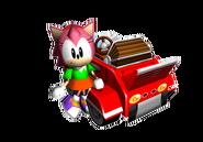 Sonic R Amy 1