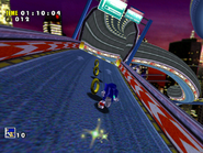 Speed Highway DC Sonic 21