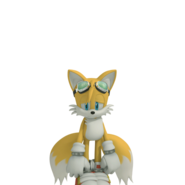 Tails sonic free riders-7