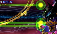 Time Eater Green Laser 3DS