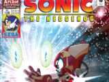 Archie Sonic the Hedgehog Issue 128