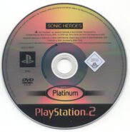 Heroes ps2 eu plat cd