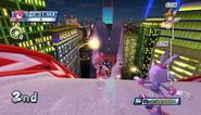 Mario Sonic Olympic Winter Games Gameplay 175