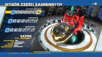 Modyfikacje Legendarny silnik bestii