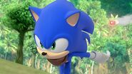S1E33 Missile chase Sonic