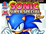 Archie Sonic Super Special Magazine Issue 1