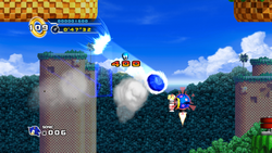 Sonic4Episode1 HomingAttack